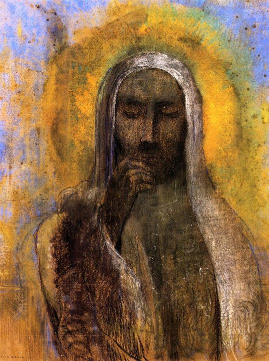 Maher art gallery odilon redon 1840 1916 symbolist and for Art postmoderne