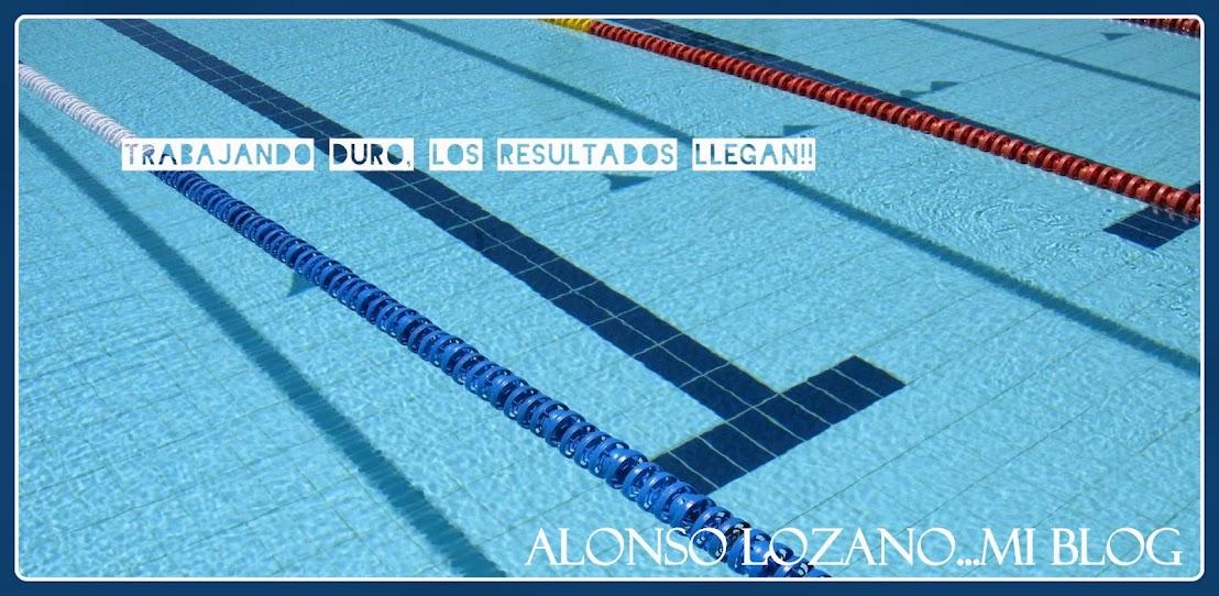 Alonso Lozano...mi blog