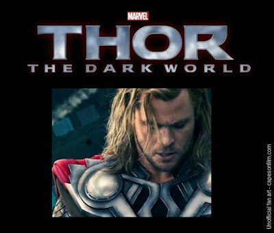 Thor, Thor:The Dark World, Thor sequel, Thor 2, Marvel movies, Capes on Film
