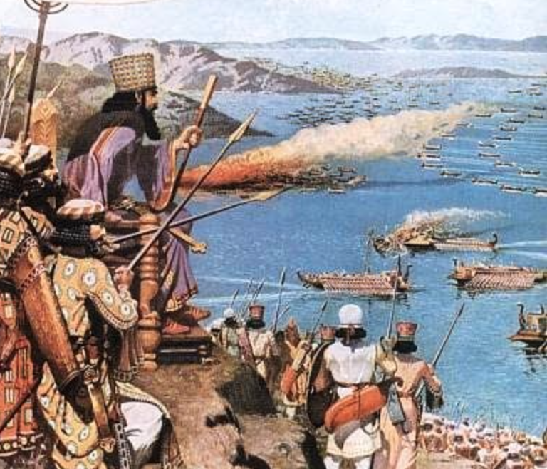 reasons for greek victory and persian Greco-persian wars: greco-persian wars, series of wars fought between greek states and persia from 492 to 449 bce.