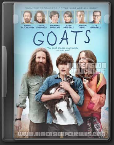 Goats (BRRip HD Ingles Subtitulado) (2012)