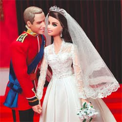 Barbie to launch William & Catherine Royal Wedding gift set