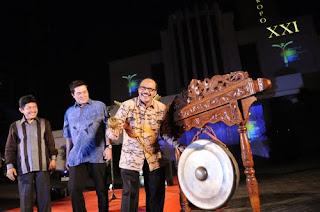 Festival Film Indonesia (FFI) 2012 Resmi Dimulai