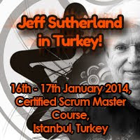 Jeff Sutherland in Turkey