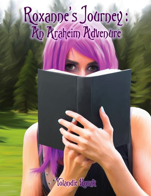 Roxanne's Journey - An Araheim Adventure