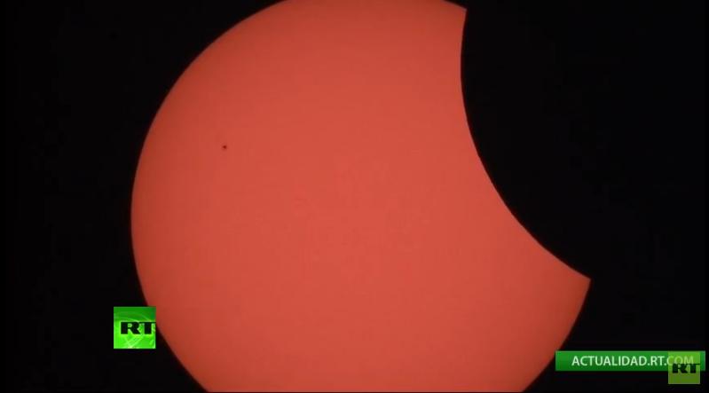 ECLIPSE SOLAR 20 DE MARZO 2015