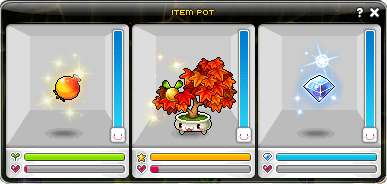 Maplestory Item Pot Feature
