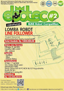 lomba robot ebotec