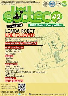 lomba robot ebotec
