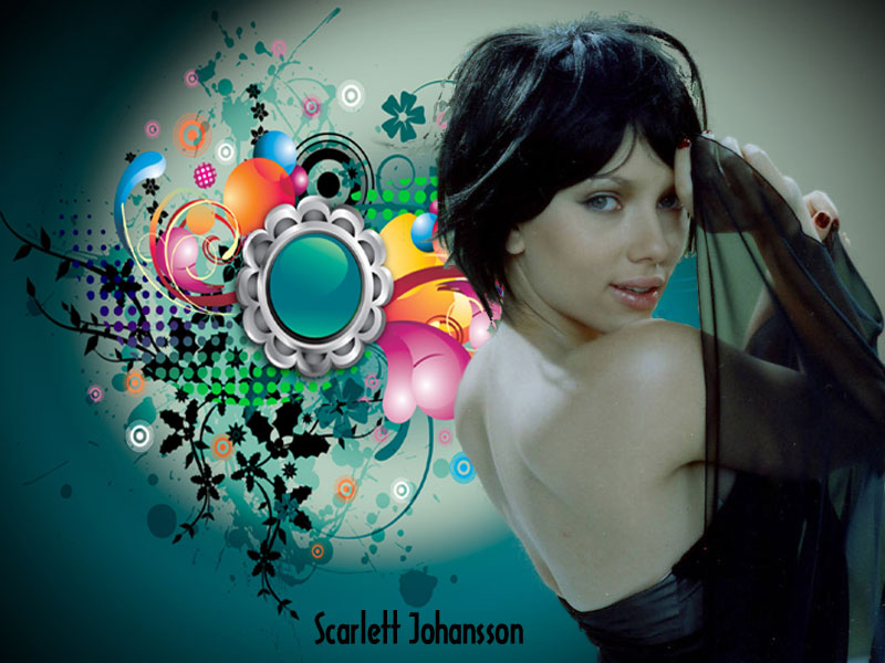 A Beautiful Hollywood Actress HD Wallpapers Scarlett Johansson,New and HD Scarlett Johansson Wallpaper