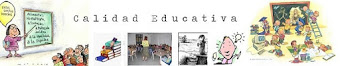 BLOG CALIDAD EDUCATIVA