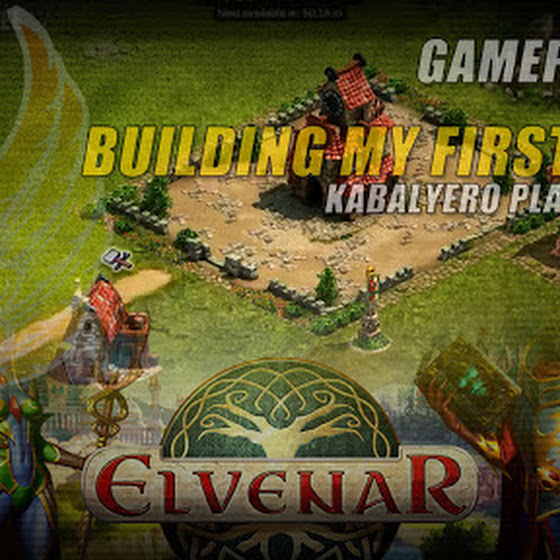 Elvenar • Building My First Town