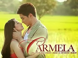 Carmela is an upcoming Filipino drama series to be broadcast by GMA Network starring Marian Rivera and Alden Richards. It is set to premiere on January 27, 2014 on the...