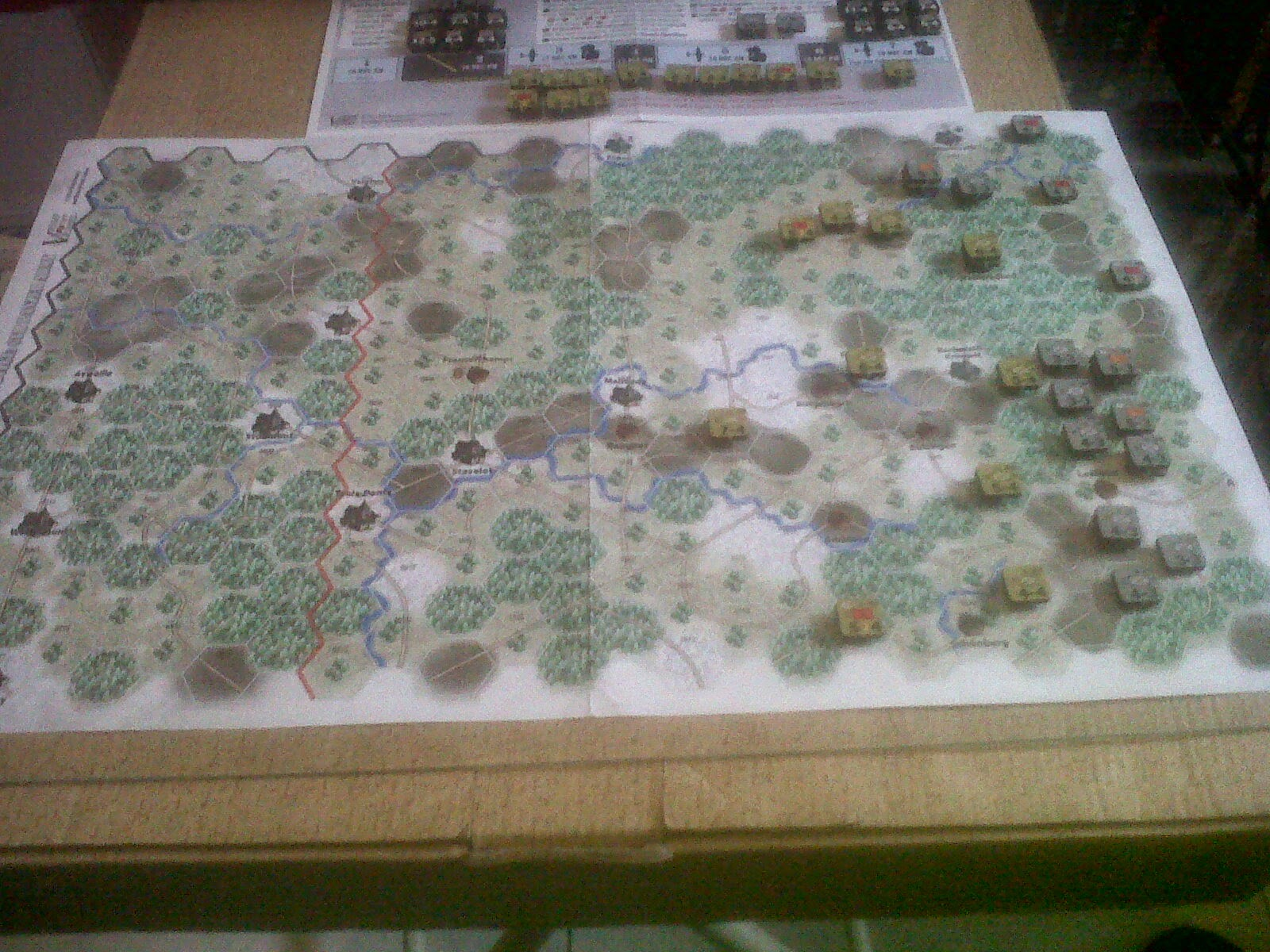 Jugando a... The Bulge: 6th Panzer Army