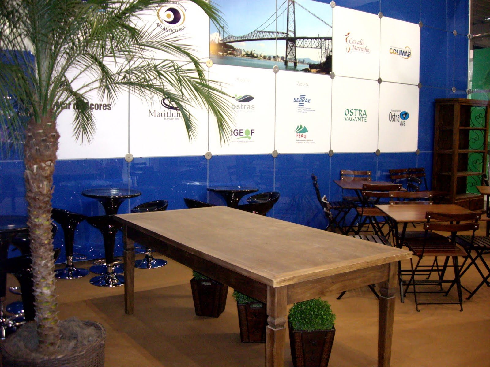 Madera loca o de mobili rio de estilo evento sebrae - Estilos de mobiliario ...