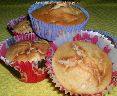 muffins mela e cannella