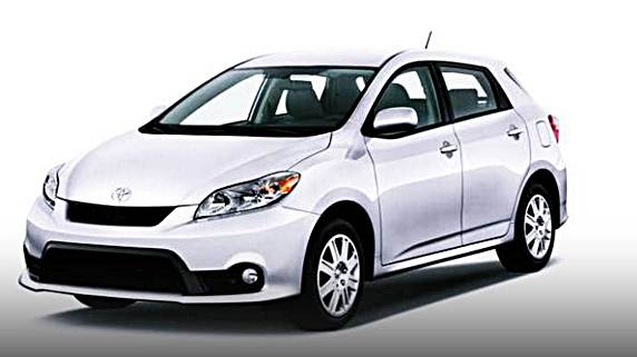 2016 Toyota Matrix AWD Price