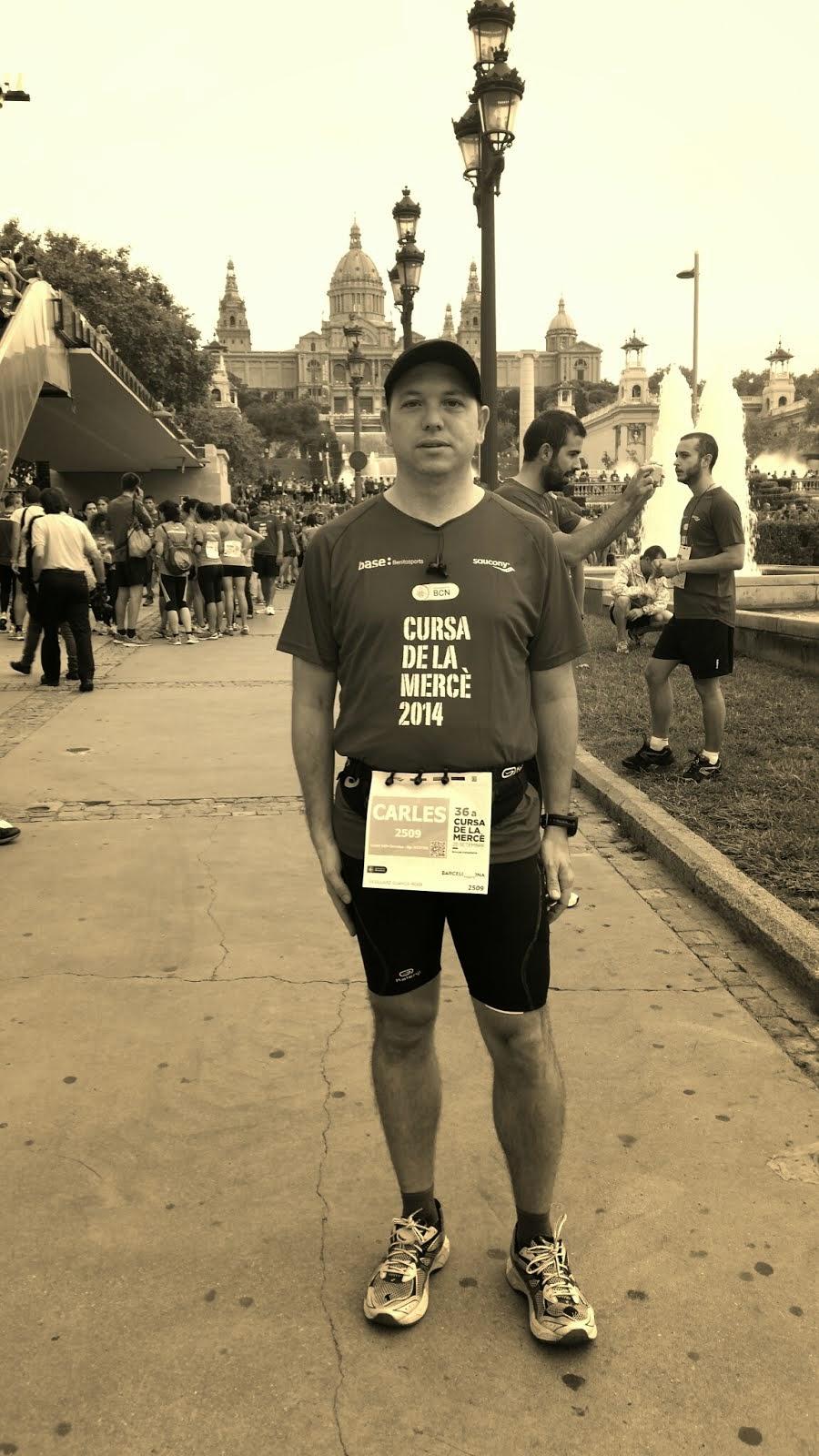 El autor runner