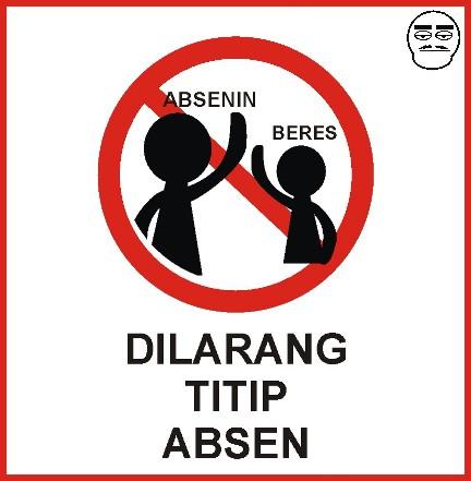 Titip Absen No