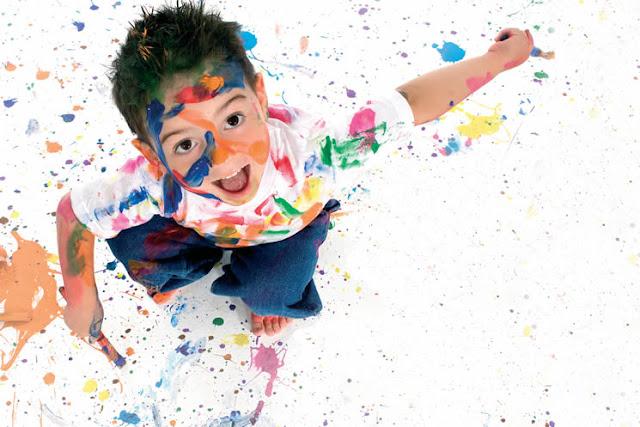 A criança e a Pintura - Dicas para exploração em sala de aula