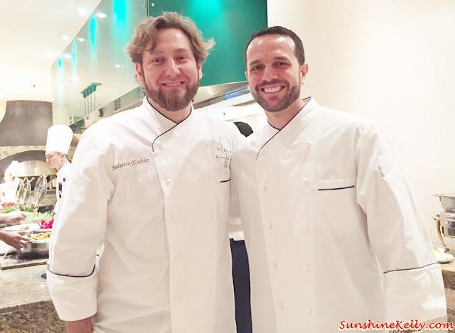 Chefs Enrique Limardo, Federico Tischler, Venezuela Gastronomic Festival 2015, Pullman KLCC