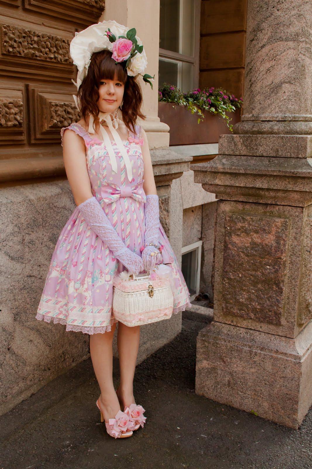 Hime  (Lolita ou non) Outfit3
