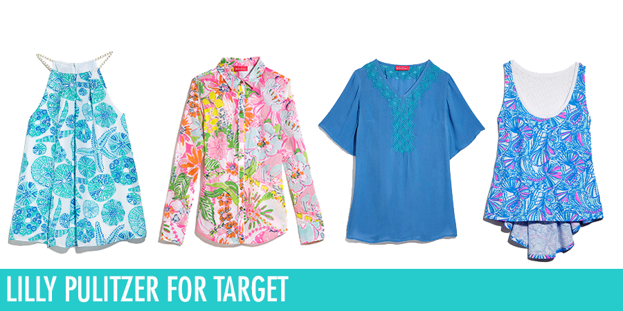Plus Size Lilly Pulitzer for Target