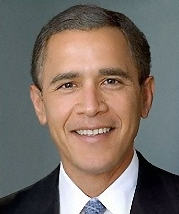 Obama bush mix pic