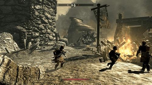 Download Game The Elder Scrolls V Skyrim PC Full Version 3