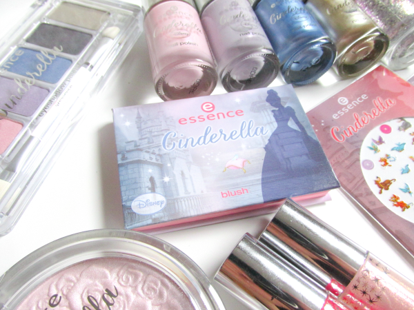 essence Cinderella Limited Edition - Review, Photos, Swatches, Tragebilder