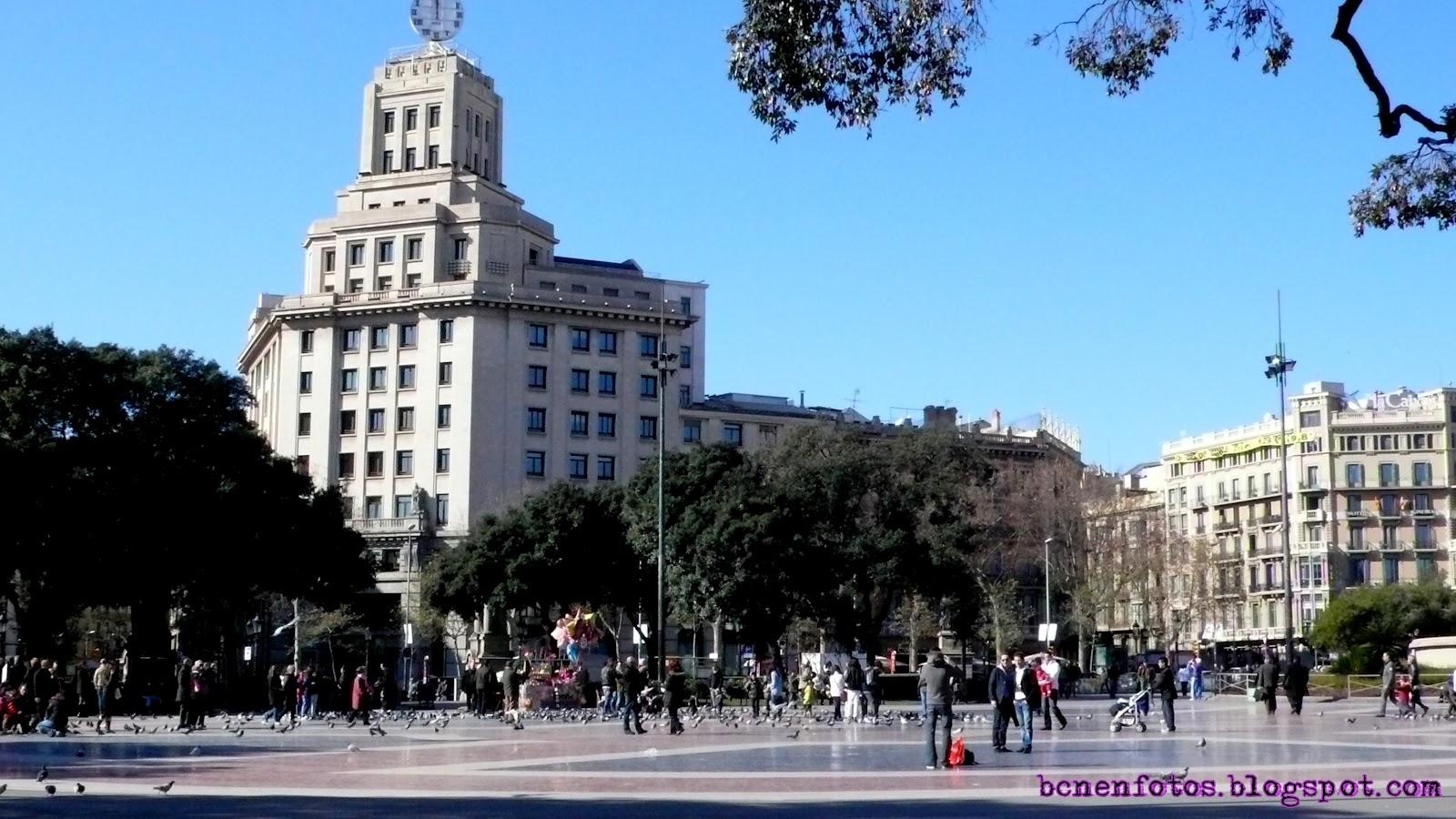 Empresas edificios barcelona beautiful santander vende un for Banco santander sucursales barcelona