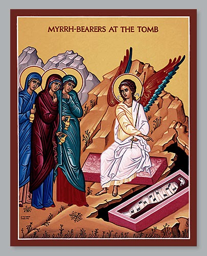 """""""Speaking of Life"""" – Homily for the Resurrection of Our Lord"""