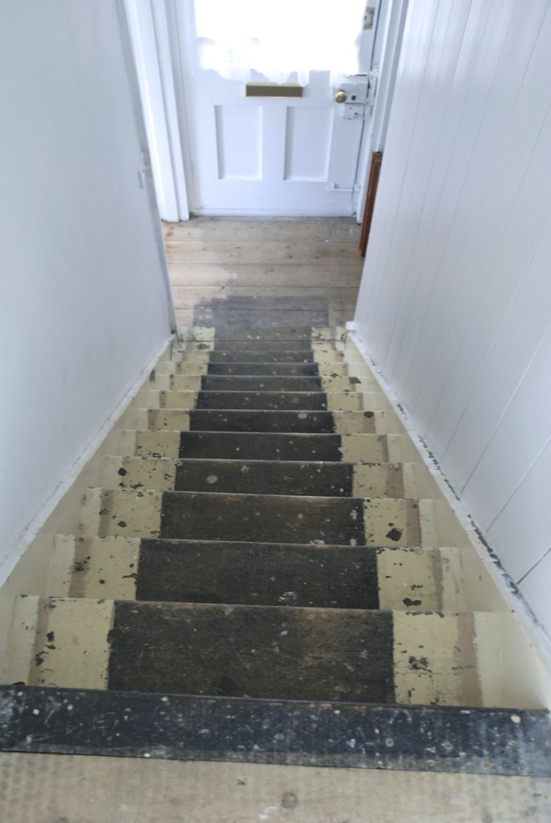 Weald Uk Adventures Renovating Our Edwardian Staircase