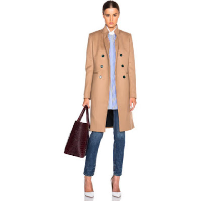 grife victoria beckham trench coat