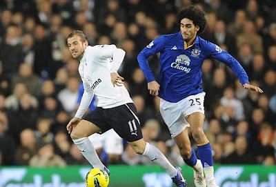 Tottenham Hotspurs 2 - 0 Everton (2)
