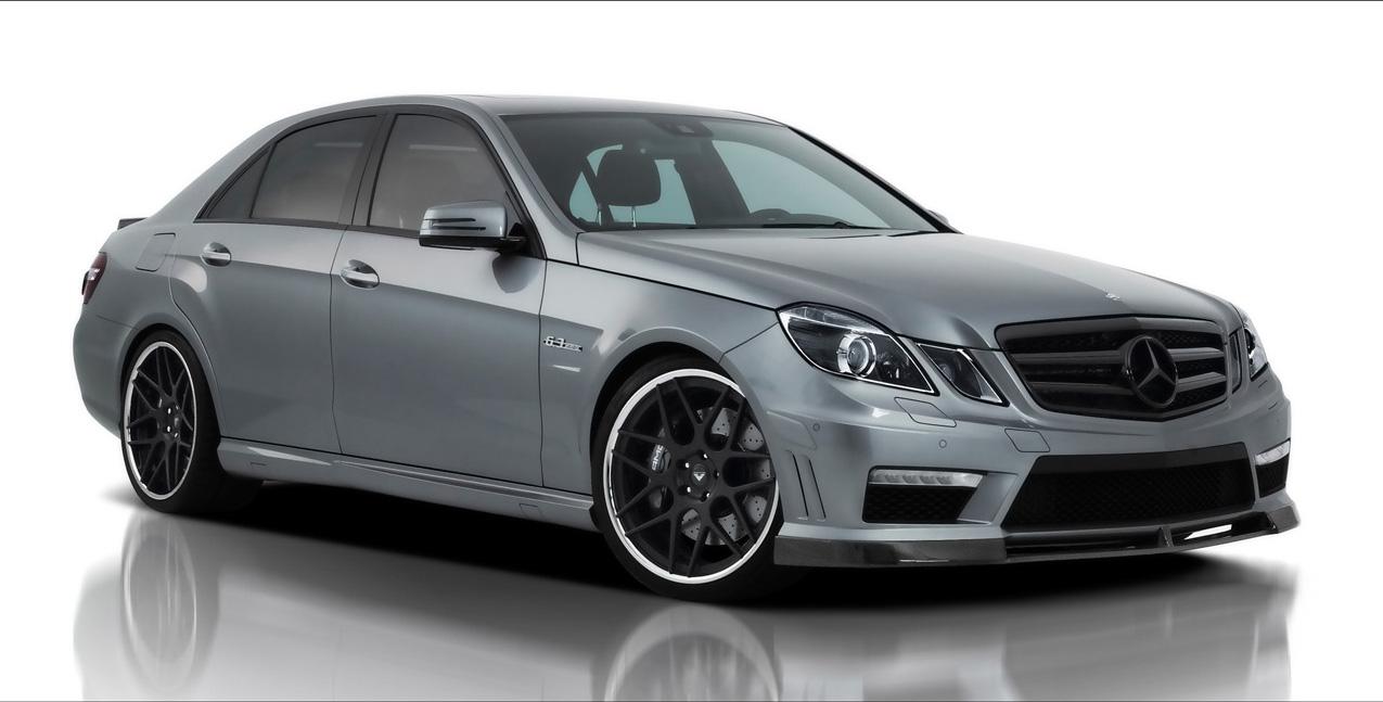 Mercedes mercedes benz vorsteiner e63 amg v6e aero package for Mercedes benz e350 amg 2010
