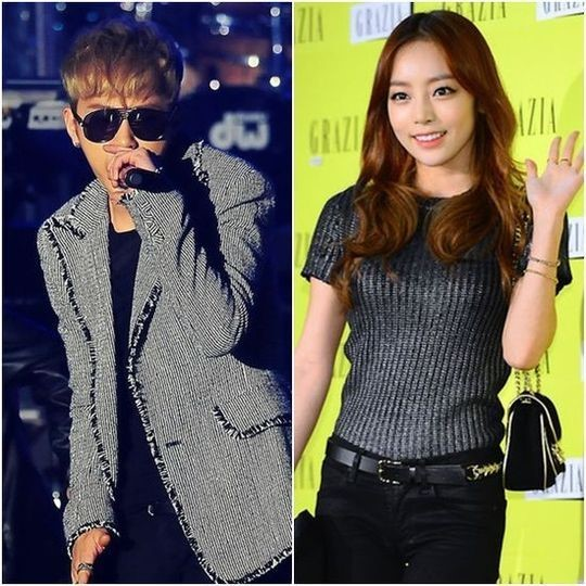 Goo Hara And Junhyung Break Up Junhyung and Hara fina...