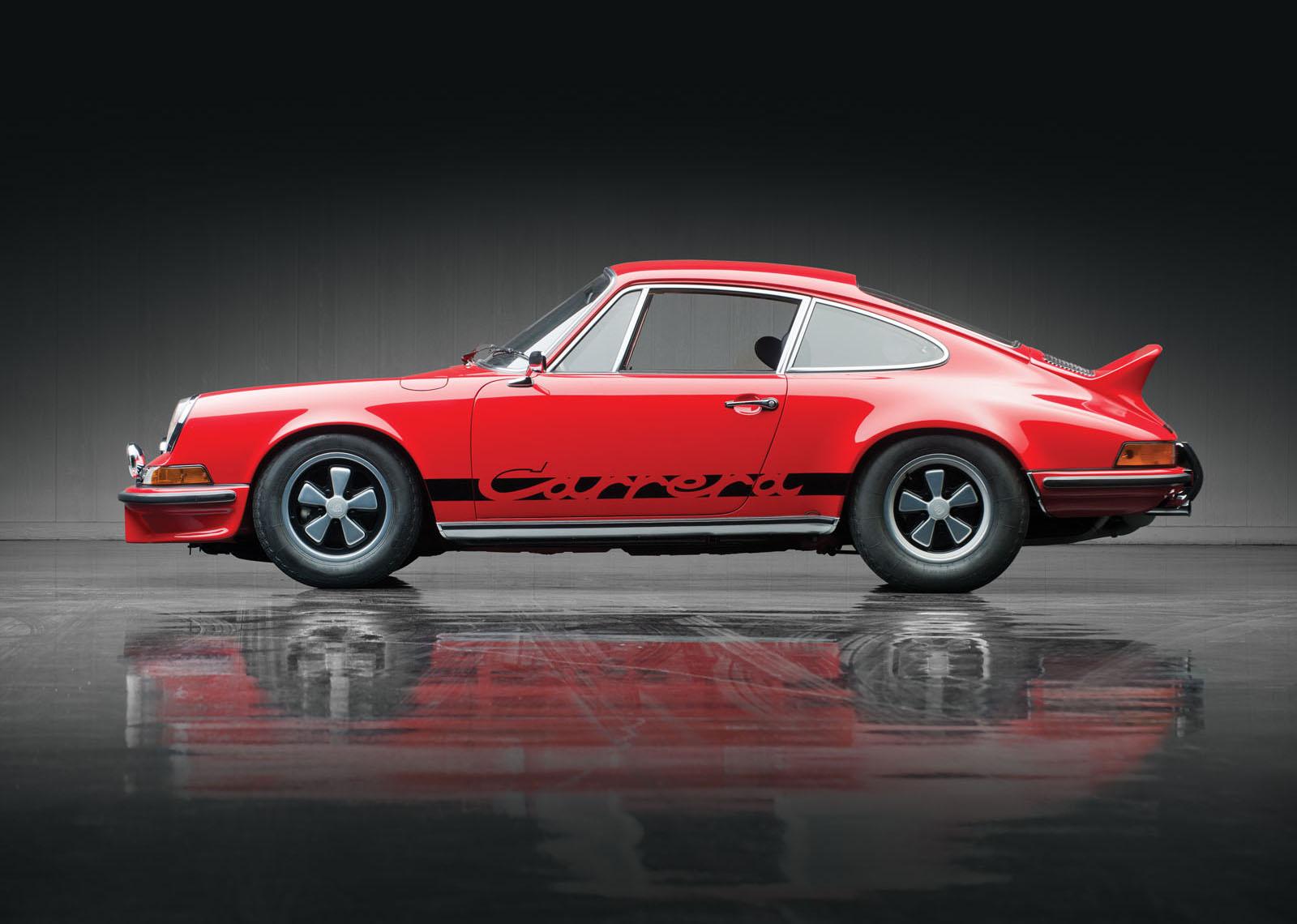 all cars nz 1974 porsche 911 2 7 rs. Black Bedroom Furniture Sets. Home Design Ideas