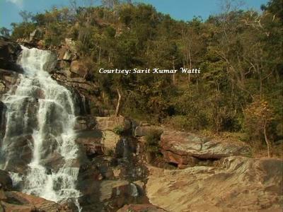Phoolpaad Waterfall