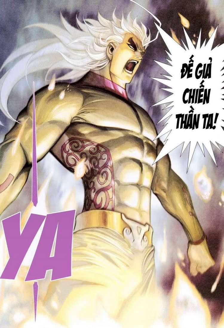 Võ Thần chap 300 - Trang 16