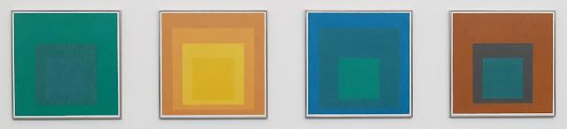 London - Tate Modern - Josef Albers