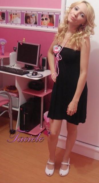 Tour Pelo O Meu Quarto Cor De Rosa ~ Agora fotikas do meu Quarto Atual, muito mais pink e super exclusivo