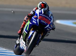 Hasil Latihan Bebas 1 MotoGP Motegi, Jepang 2015