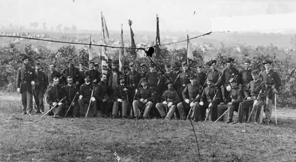 the irish brigade during the civil war The four years of the war that men fought with the irish brigade casualties, arguably the highest casualty rate of any union brigade during the civil war.