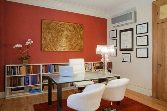 Best wall paint colors for office for Medical office paint colors