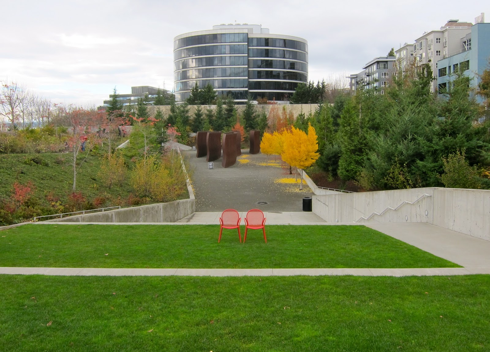 Fitzgerald Fine Arts Olympic Sculpture Park Seattle