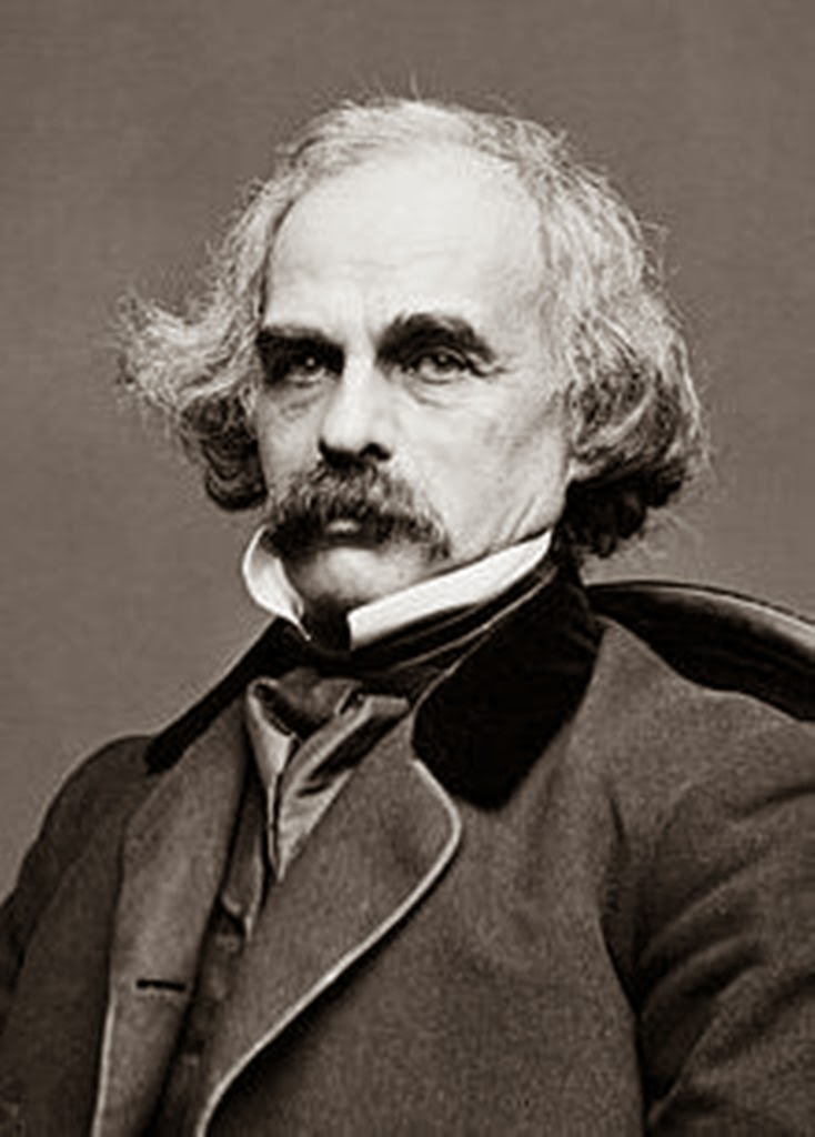 a biography of nathaniel hawthorne Nathaniel hawthorne was born july 4, 1804 to parents who could trace their  descent from puritan immigrants this sense of history infused hawthorne's  reading.