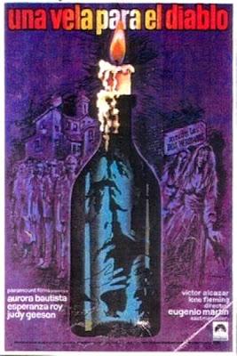 Nocturna. Una Vela para el Diablo (1973) de Eugenio Martín