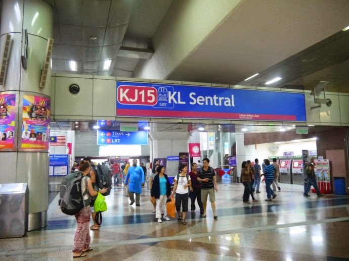 kl sentral malaysia