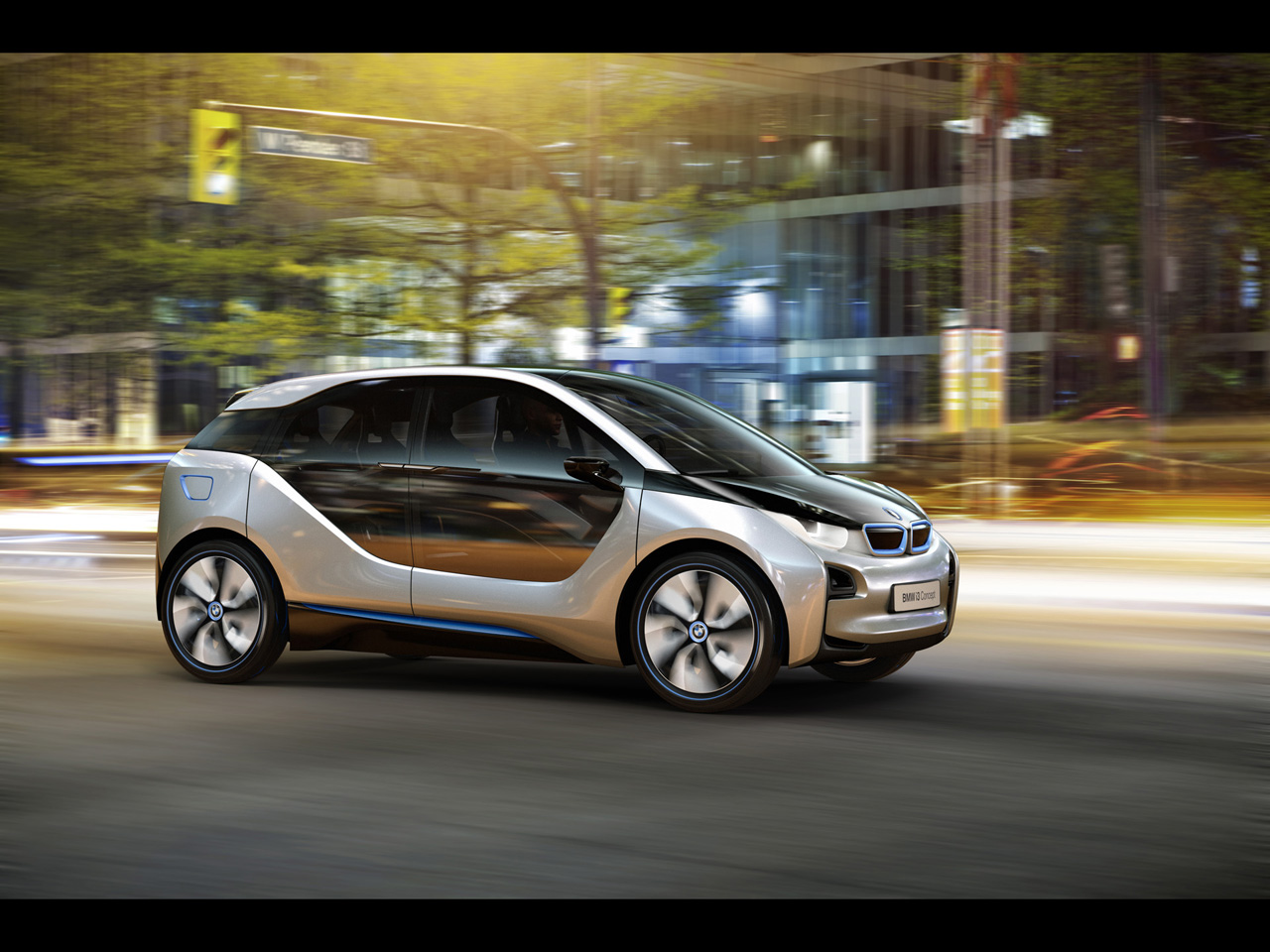 bmw i3 concept mad over cars. Black Bedroom Furniture Sets. Home Design Ideas